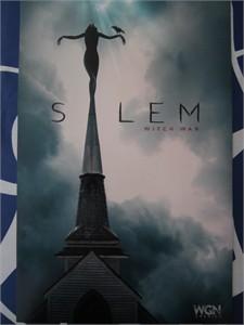 Salem 2015 San Diego Comic-Con mini WGN America promo poster