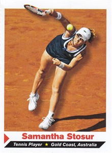 Samantha Stosur 2011 Sports Illustrated for Kids Rookie Card