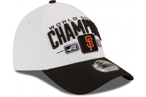 San Francisco Giants 2014 World Series Champions locker room cap or hat NEW