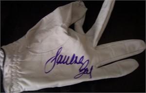 Sandra Gal autographed 2012 LPGA Kia Classic tournament used worn Callaway glove