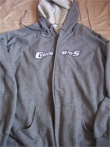 San Jose Cyber Rays WUSA hooded sweatshirt