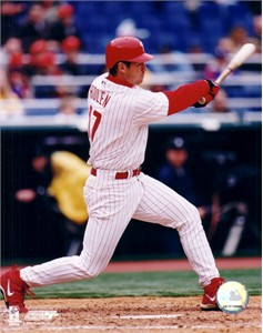 Scott Rolen Philadelphia Phillies 8x10 photo