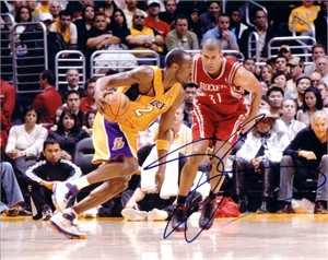 Shane Battier autographed Houston Rockets 8x10 photo