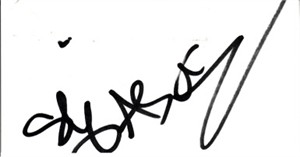 Shareef Abdur-Rahim autograph or cut signature
