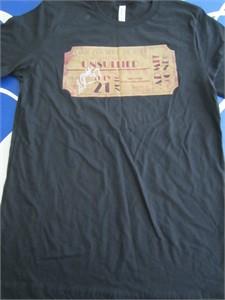 Simeon Rice autographed Unsullied 2016 movie premiere T-shirt