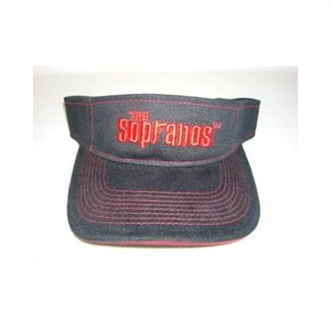 The Sopranos HBO visor NEW WITH TAGS