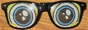 SpongeBob SquarePants 2013 Comic-Con Nickelodeon promo glasses