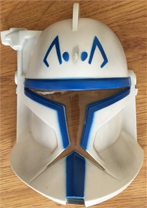 Star Wars Clone Wars Captain Rex 2016 Comic-Con promo mask