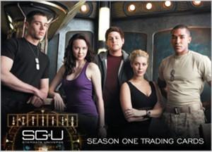 Stargate Universe 2010 Comic-Con Rittenhouse promo card