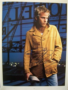 Stephen Dorff autographed 11x14 Rolling Stone book photo
