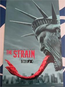 The Strain 2016 Comic-Con 11x17 inch promo poster