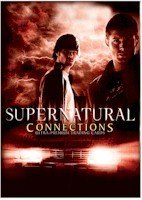 Supernatural Connections Inkworks promo card P-1