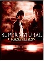 Supernatural Connections Inkworks promo card P-1