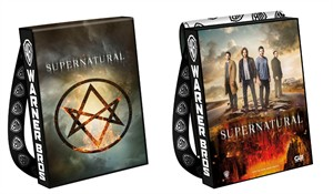 Supernatural 2016 Comic-Con huge promo backpack or tote bag NEW