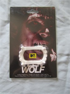 Teen Wolf 2016 Comic-Con exclusive MTV promo plastic fangs