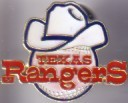 Texas Rangers 1993 commemorative pin