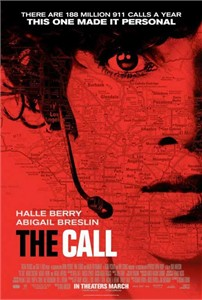 The Call 2013 mini movie poster (Halle Berry Abigail Breslin)