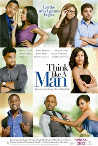 Think Like a Man mini 11x17 movie poster (Chris Brown Gabrielle Union)