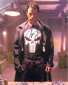Thomas Jane autographed The Punisher 8x10 photo
