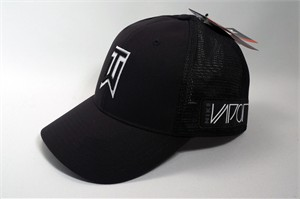 Tiger Woods TW black mesh Nike golf cap or hat NEW WITH TAGS