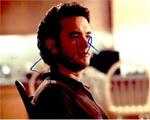 Tom Hanks autographed 8x10 portrait photo