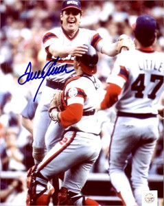 Tom Seaver autographed Chicago White Sox 8x10 photo (SSG)