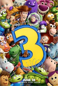 Toy Story 3 18x24 inch original movie poster