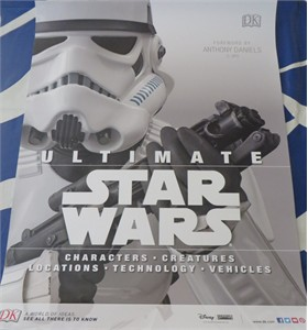 Ultimate Star Wars Stormtrooper 17x22 inch 2015 promo poster MINT