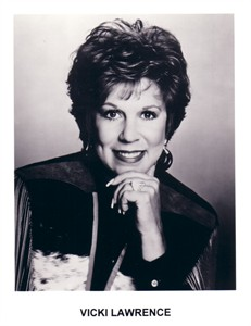 Vicki Lawrence 8x10 promotional photo