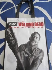 Walking Dead and Ash vs. Evil Dead 2017 Comic-Con tote bag