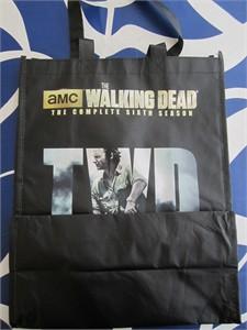 Walking Dead and Ash vs. Evil Dead 2016 Comic-Con tote bag