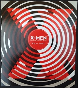 X-Men Days of Future Past fan art booklet