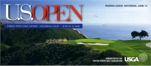 2008 U.S. Open Saturday pairings guide (Tiger Woods wins 14th major)