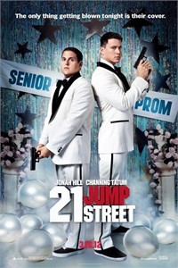21 Jump Street mini 11x17 movie poster (Jonah Hill Channing Tatum)