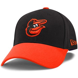 Baltimore Orioles authentic New Era adjustable cap or hat