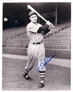 Bobby Doerr autographed Boston Red Sox 8x10 photo