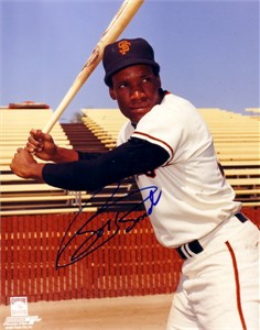 Bobby Bonds autographed San Francisco Giants 8x10 photo