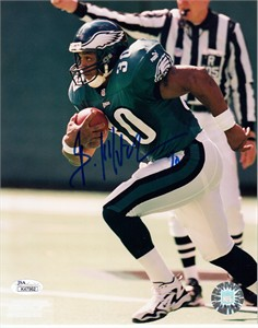 Brian Mitchell autographed Philadelphia Eagles 8x10 photo (JSA)