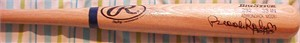 Brooks Robinson autographed full size bat
