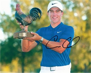 Cameron Champ autographed 8x10 photo