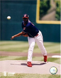 CC Sabathia Cleveland Indians 8x10 photo