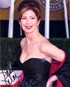 Dana Delany autographed 8x10 photo