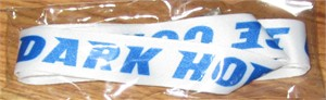 Dark Horse Comics fabric lanyard NEW