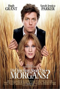 Did You Hear About The Morgans? (Hugh Grant & Sarah Jessica Parker) mini movie poster
