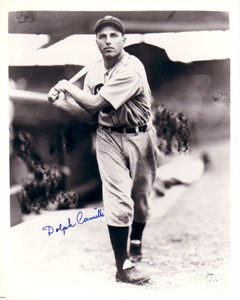Dolph Camilli autographed Philadelphia Phillies 8x10 photo