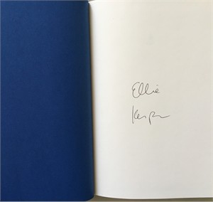 Ellie Kemper autographed My Squirrel Days hardcover first edition book