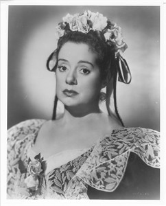 Elsa Lanchester vintage black & white 8x10 photo
