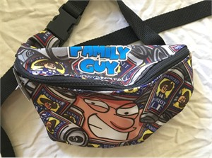 Family Guy 2018 Comic-Con exclusive Fox promo fanny pack NEW