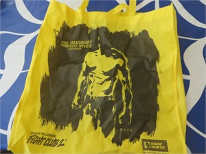 Fight Club 2 2015 Comic-Con Dark Horse Comics promo tote bag