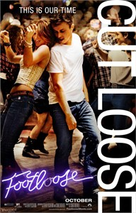 Footloose 2011 mini movie poster (Julianne Hough Kenny Wormald)